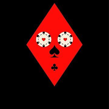 Poker Face by hertzen