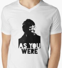 As You Were - Liam Gallagher Men's V-Neck T-Shirt