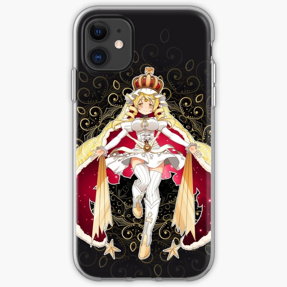 Puella Magi Madoka Magica Mami Tomoe iphone case