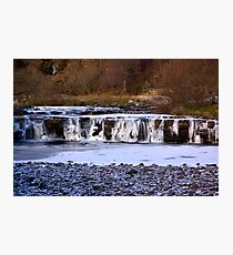 Wainwath Force,Keld  Yorkshire Dales Photographic Print