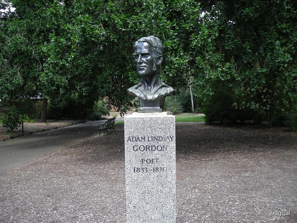 Adam Lindsay Gordon...Poet by judygal