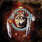 Wolf Dreamcatchers by Dadang Lugu Mara Perdana