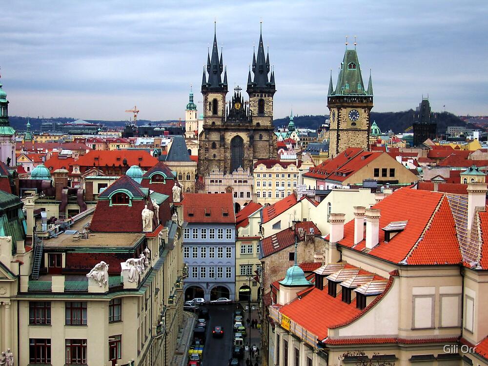 Prague  by Gili Orr