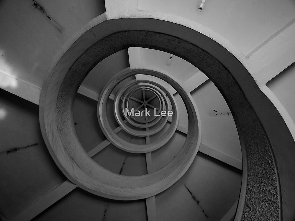 Never ending Spiral by Mark Lee