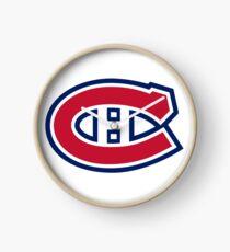 montreal canadiens Clock