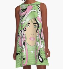 I am an AKA Woman A-Line Dress