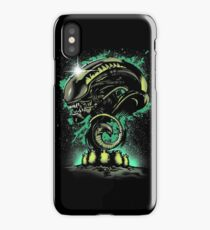 Alien Universe iPhone Case/Skin