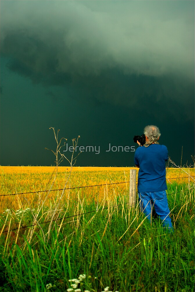 """StormChaser"" by Jeremy  Jones"