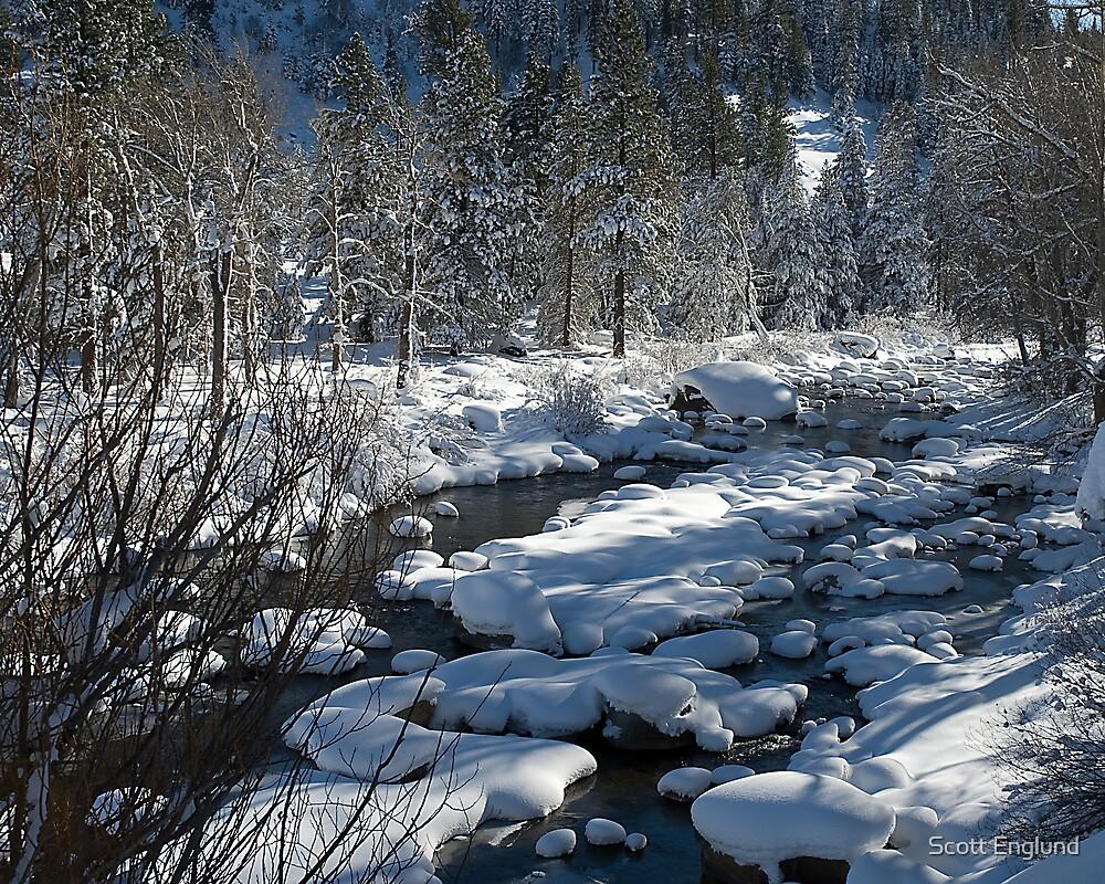 Truckee River by Scott Englund