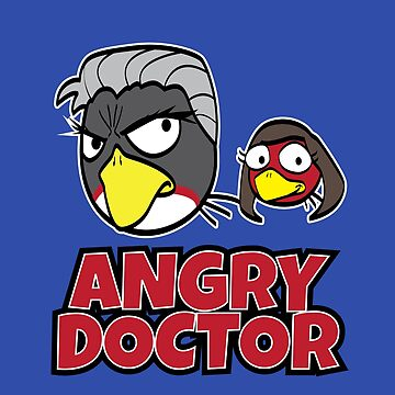Angry Doctor by JBGD