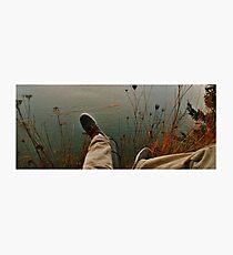 Ocean side  Photographic Print