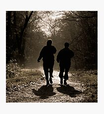 trusted companions Photographic Print