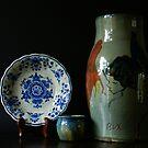 Delft Porcelain - Flemish & Spanish Pottery by Gilberte
