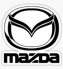Mazda Sticker