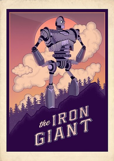 The Iron Giant by theusher