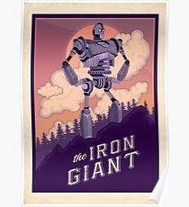 Der Eisengigant Poster