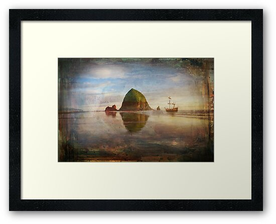 The Pirates of Cannon Beach by Aimee Stewart