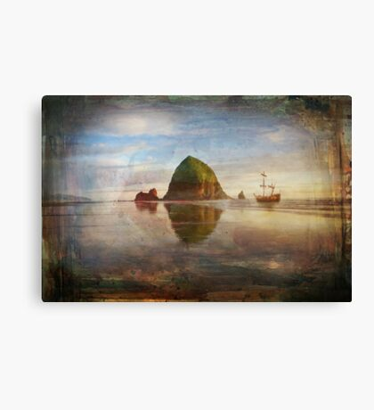 The Pirates of Cannon Beach Canvas Print