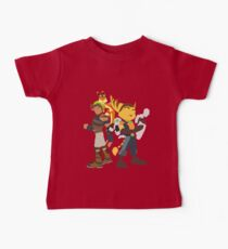 Playstation Duos Baby Tee