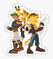 Playstation Duos Sticker