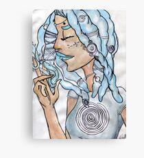 Ki Ki the Water Bender Canvas Print