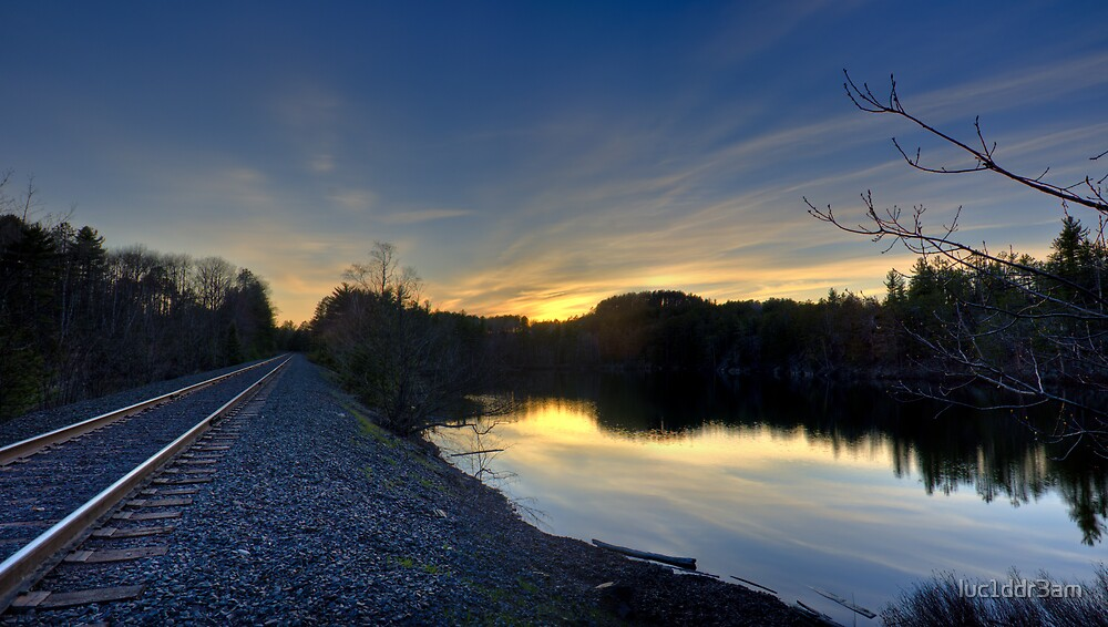 The Rails by luc1ddr3am