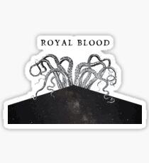 Royal Blood Design Sticker