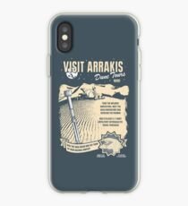 Visit Arrakis iPhone Case