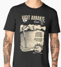 Visit Arrakis Men's Premium T-Shirt