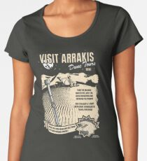 Visit Arrakis Women's Premium T-Shirt
