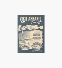 Visit Arrakis Art Board