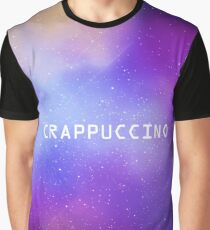 Crappuccino Graphic T-Shirt