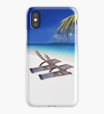Relax at the Beach  iPhone Case