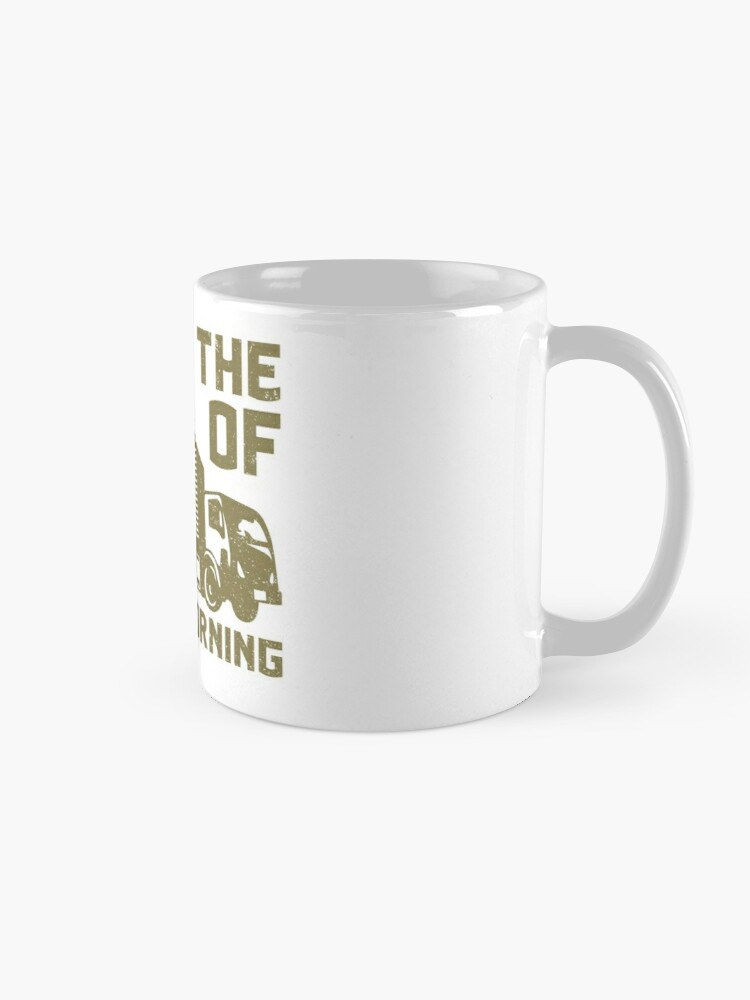 c7d17dc7e Funny Trucker Driving I Love The Smell Of Diesel In the Morning T Shirt  Hoodies Mug