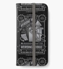 Weirding... iPhone Wallet/Case/Skin