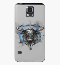 bull sketchy style drawing Case/Skin for Samsung Galaxy