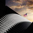 New York Sunset 6 by Alex Preiss