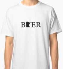 Minnesota Beer (B) Classic T-Shirt