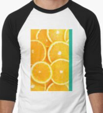 Orange Baseball ¾ Sleeve T-Shirt