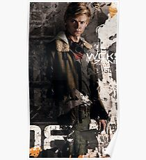 Newt - Maze Runner: The Death Cure Poster