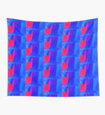 Amor Azul Wall Tapestry
