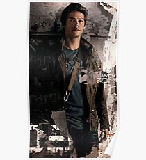 Thomas - Maze Runner: The Death Cure Poster