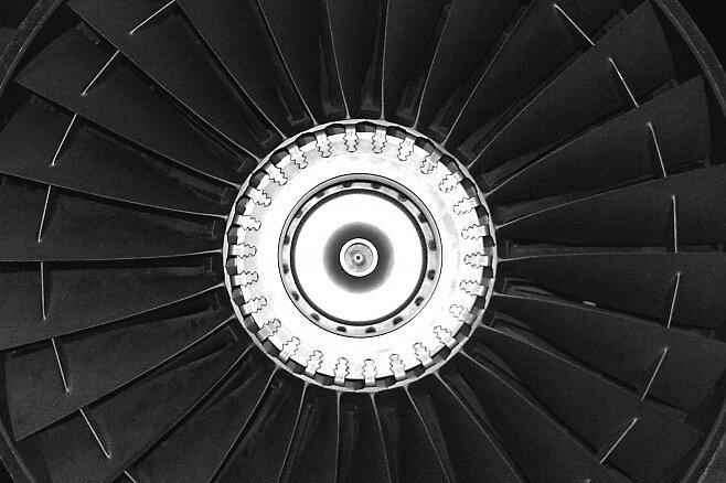 Turbine by Dennis Blauer