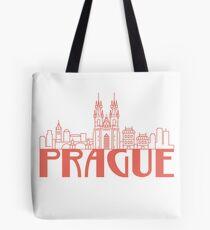Prague Czech Tote Bag