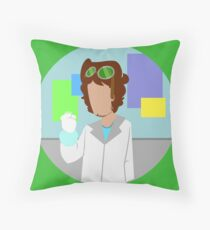 Chance's Lab Throw Pillow