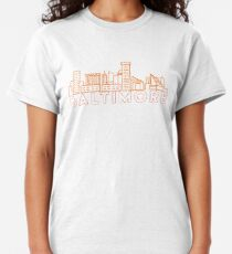Baltimore Maryland Classic T-Shirt