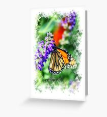NATURE'S BEAUTY Greeting Card