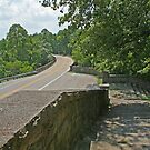 Mountain Road by Karl R. Martin