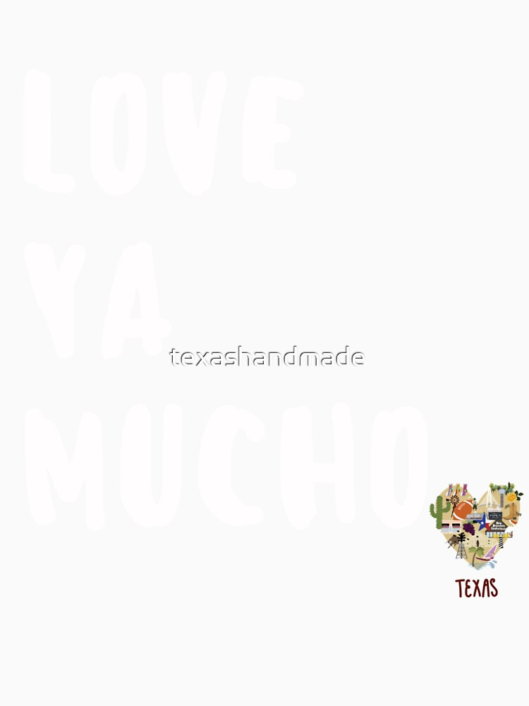 Love in Texas Valentines Day by texashandmade