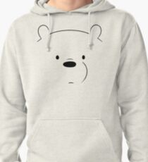 Ice bear - We bare bears Pullover Hoodie